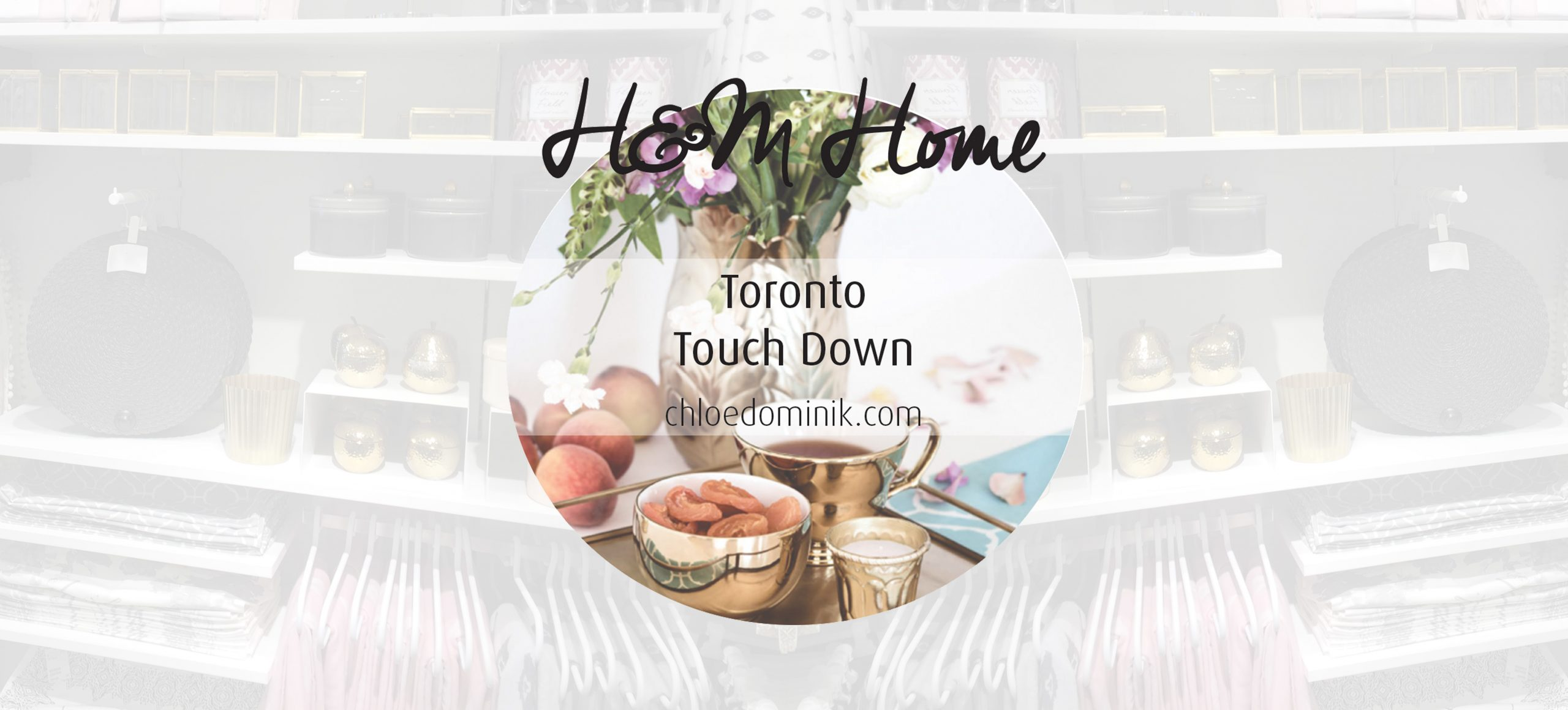 HM Home Toronto Touch Down Title