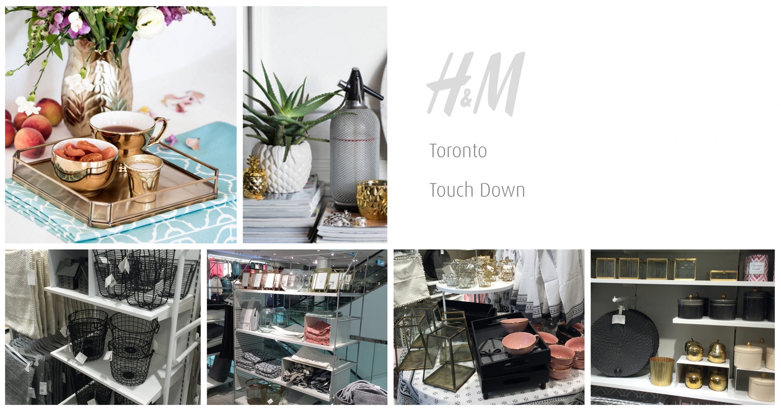HM Home Toronto Touch Down