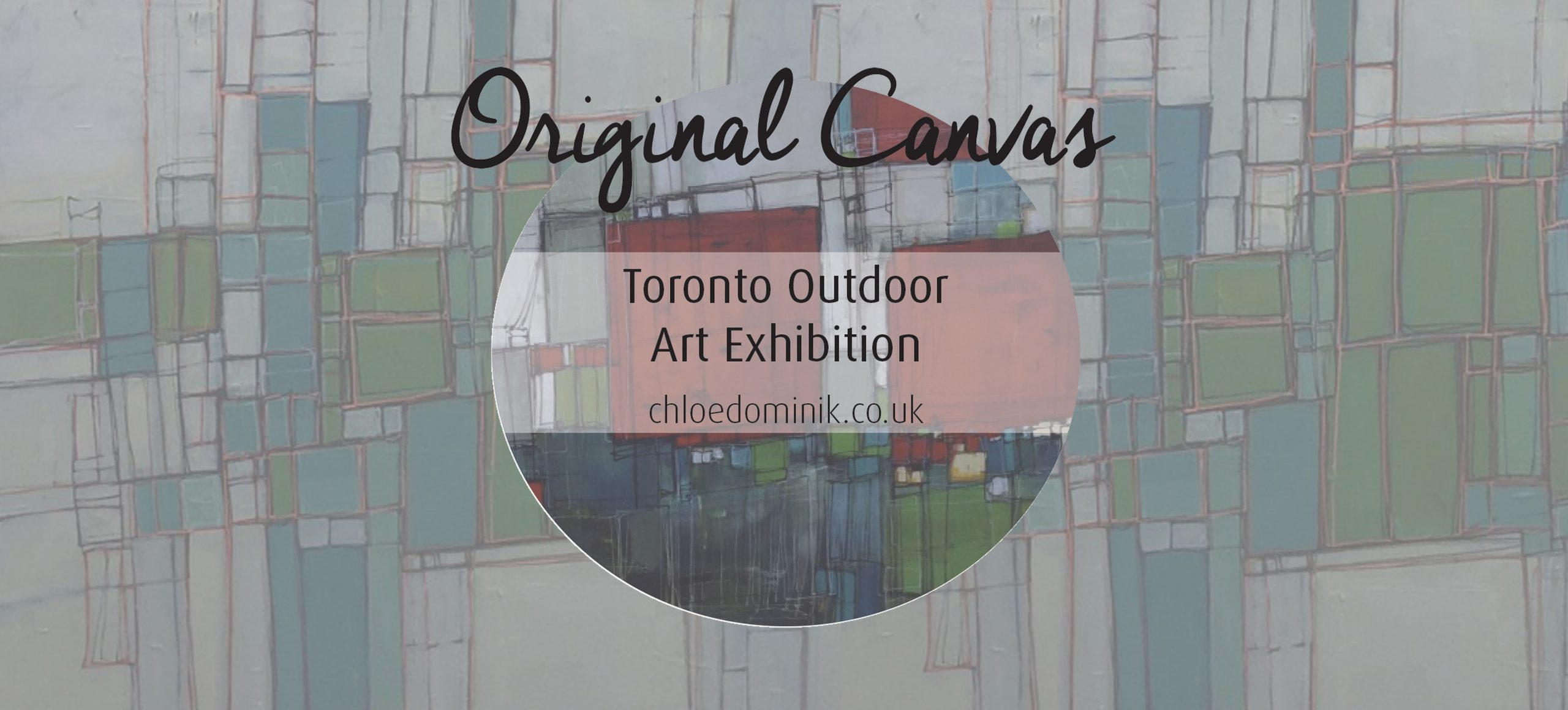 Original Canvas: Toronto Outdoor Art Exhibition