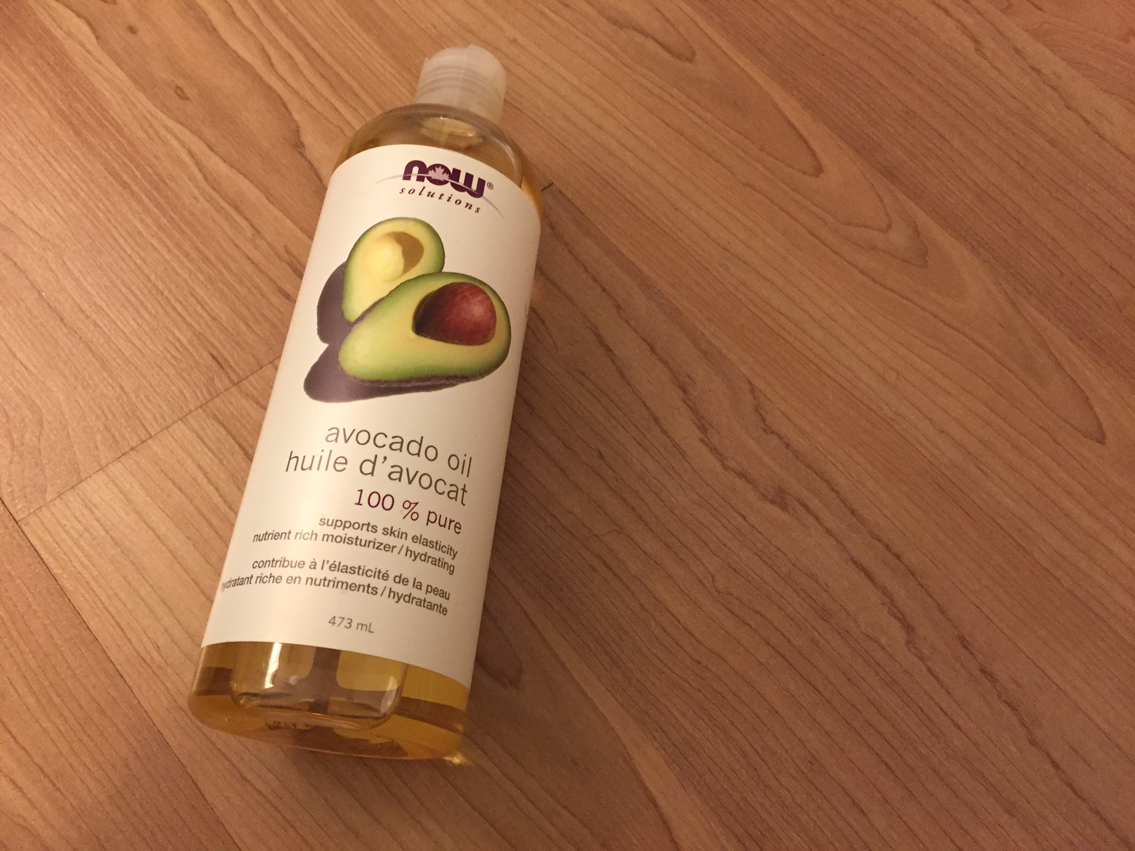 July Favourites Avocado Oil