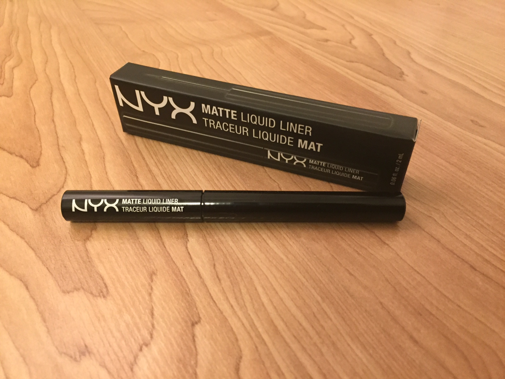July Favourites - NYX Liquid Liner