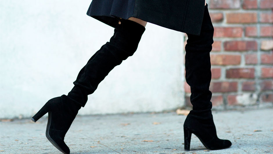 October Favourites: Over The Knee Boots