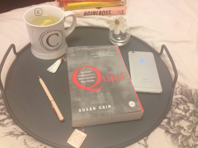 Quiet The Power of Introverts by Susan Cain