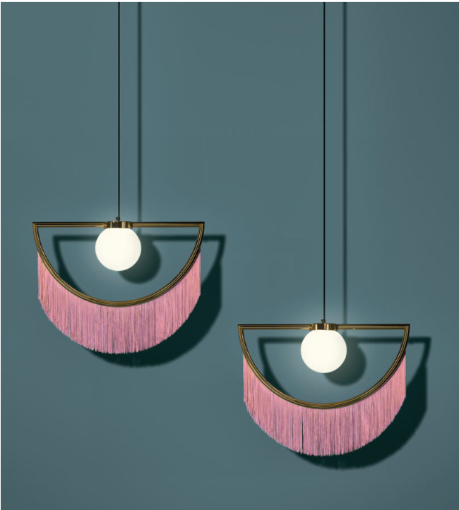 Chloe Dominik - Wink Pendant Light