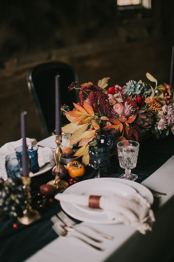Eclectic Table Setting