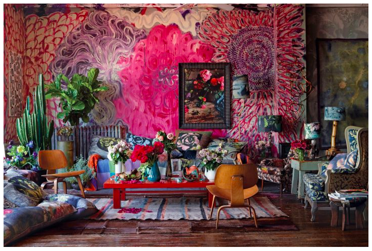 Maximalist Interior Design Inspiration