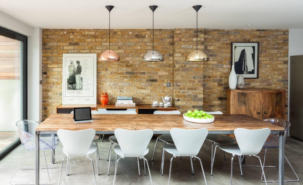 Interior Design Trends 2019 - Mixing Metals Lighting