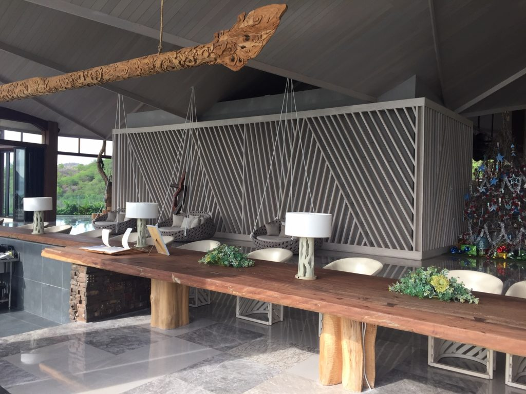 Indonesian Design Inspiration - Hotel Ayana hotel lobby
