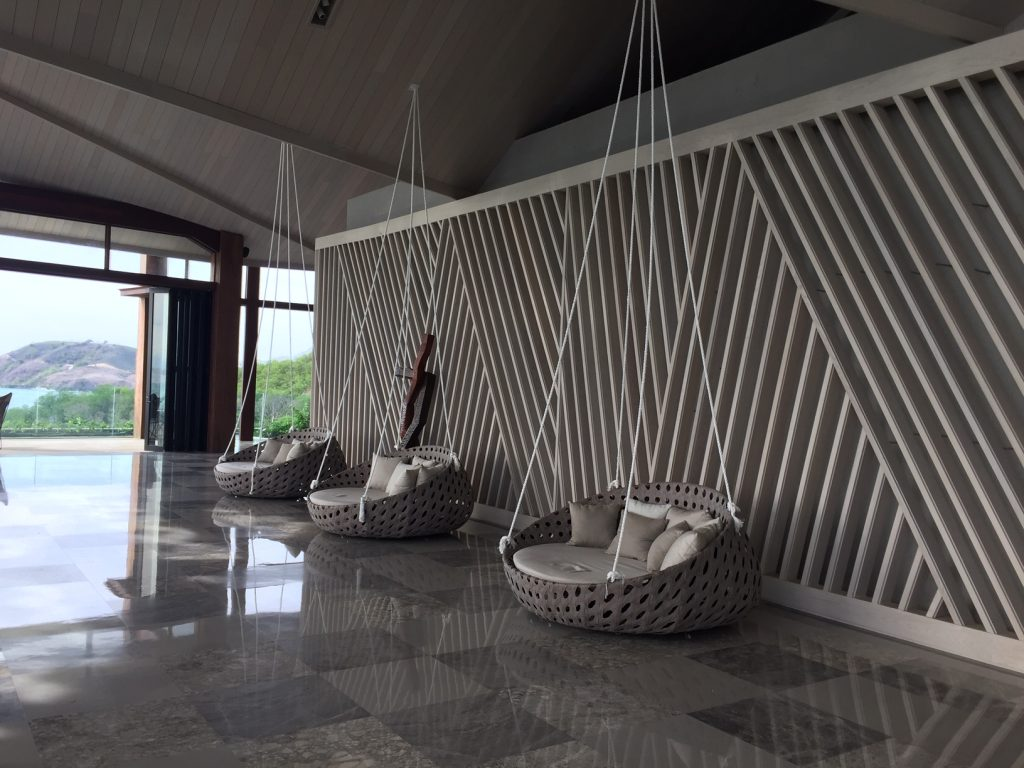 Indonesian Design Inspiration - Hotel Ayana Komodo lobby