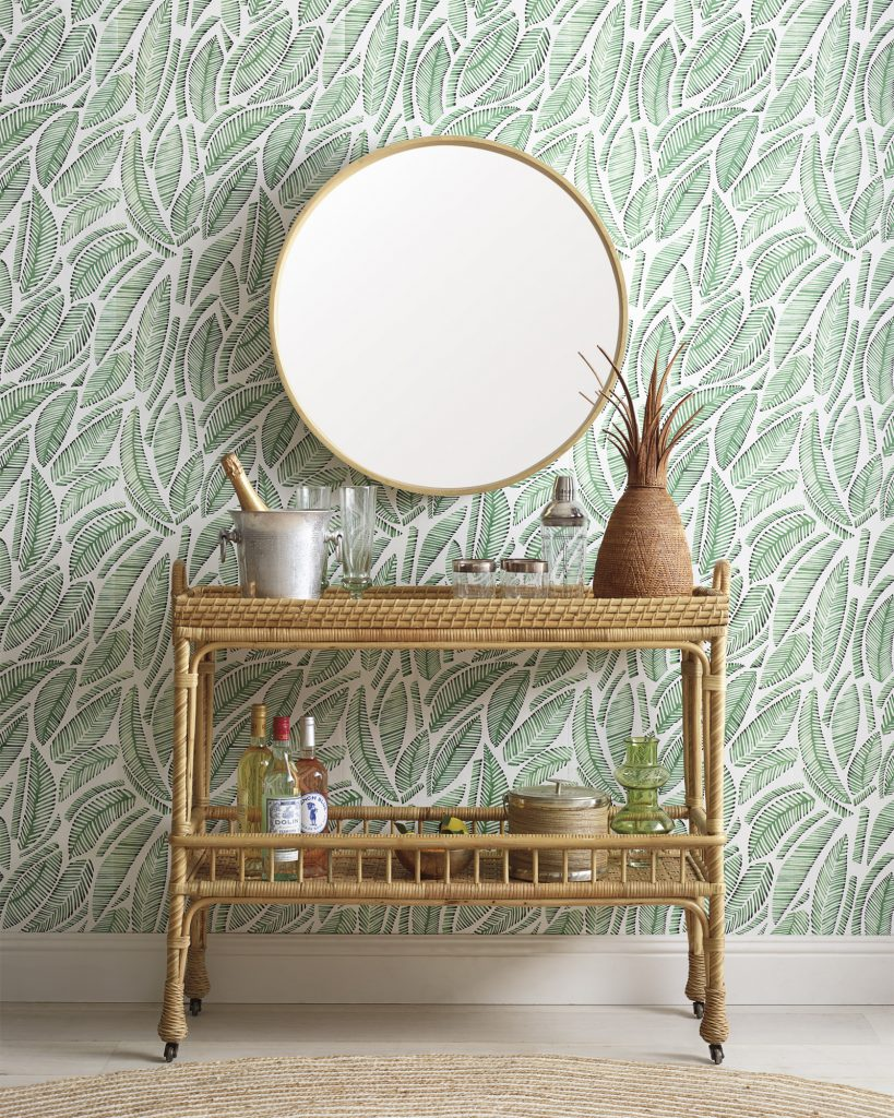 Serena And Lily Fallbrook -Top 15: Favourite Spring Wall Coverings