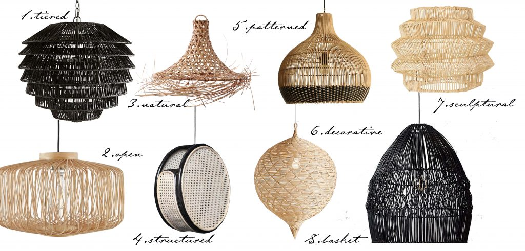 8 Rattan Styles For Lighting That Will Work For Your Home
