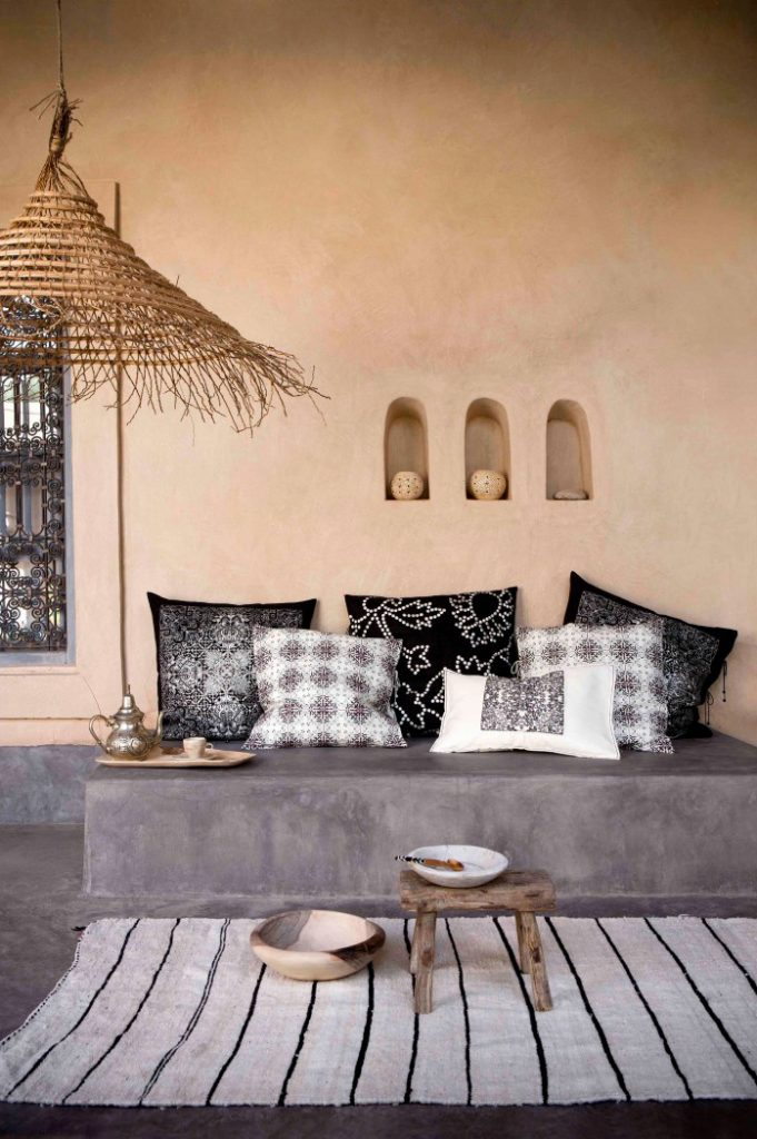 Fringed - Rattan Lighting For Spring