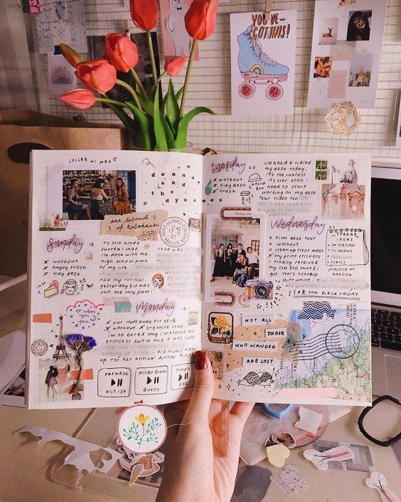 April Pinterest: Top 10 Pins - Creative Journalling Mia Ong