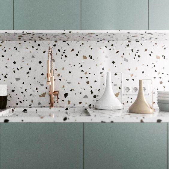 Terrazzo Still on Trend for 2019? - Modern Kitchen Countertop