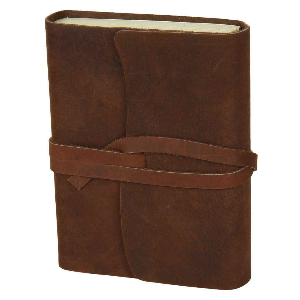 Leather Bound Diary
