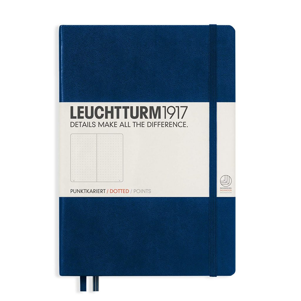 Journal Leuchtturm Dotted A5 Planner