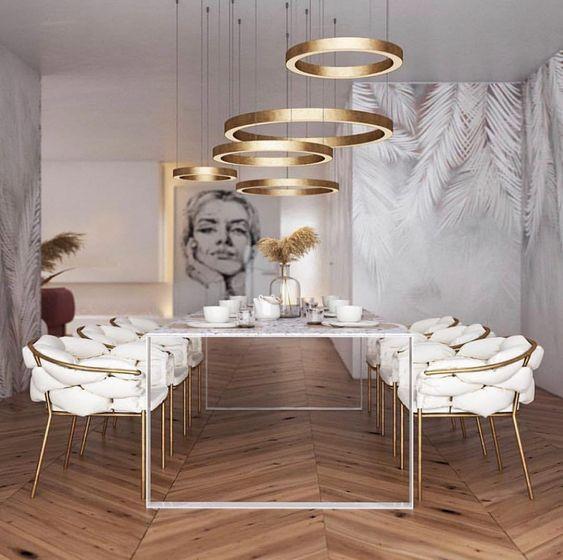 Elegant Dining by Yulia Cherviachenko