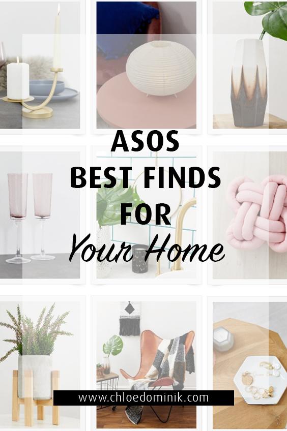 Asos Home Decor Best Finds
