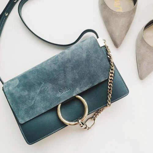 Fall Pinterest Favourite Pins - Chloe Faye Shoulder Bag