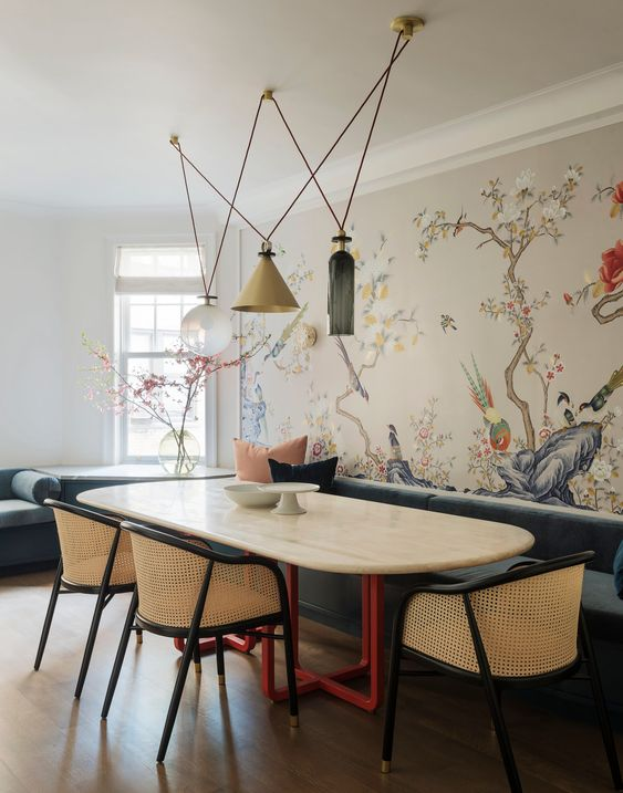 October Pinterest favs - Kitchen banquette by Studio DB