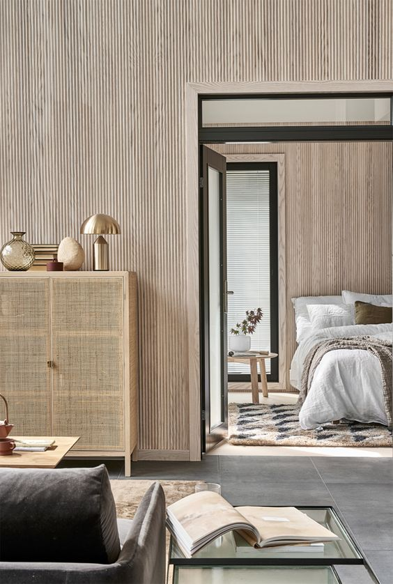 10 Interior 2020 Trends That Will Be Carrying On Next Year - Japandi interior
