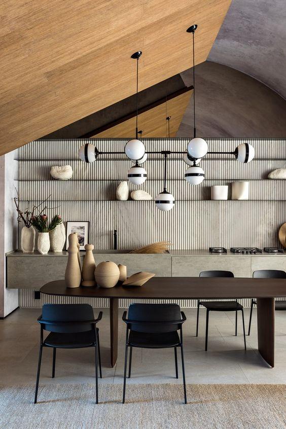 November Pinterest: Top 15 - Mid Century Dining Room