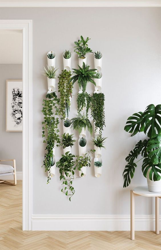 Biophilia Interior Design and How You Can Use It In Your Home - Green Walls