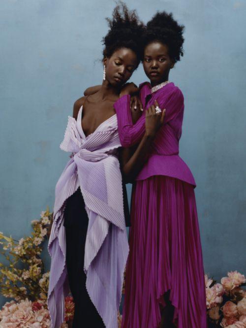 December Pinterest: Top 15 - Beautiful Black models