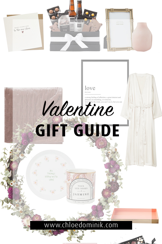 Valentine Gift Guide Him and Her