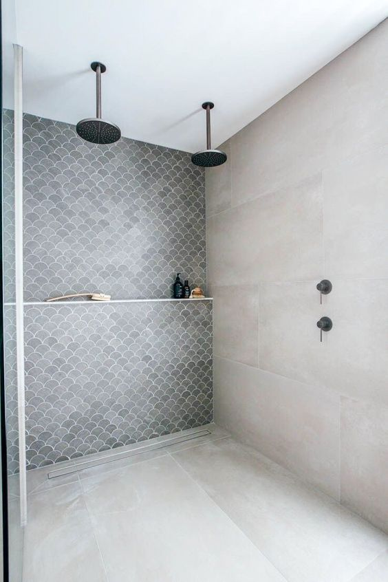 9 Top Tips To Consider Before Creating A Wet Room - Storage Ledge
