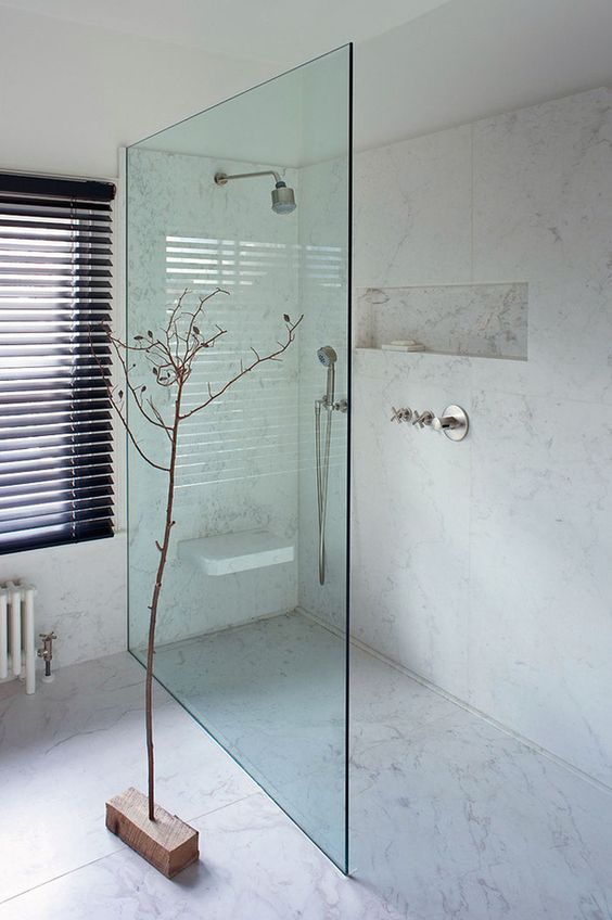 9 Top Tips To Consider Before Creating A Wet Room - Screened Area