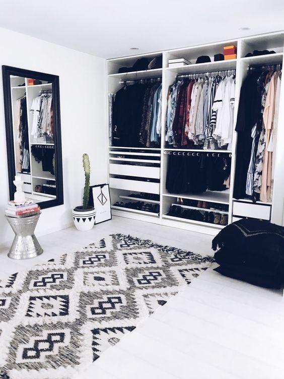 16 Stylish Wardrobe Ideas That Use The Ikea Pax