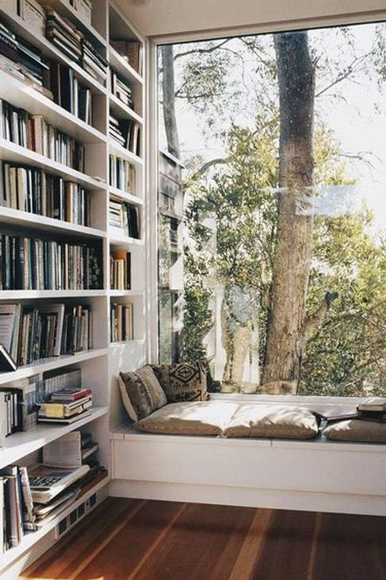 8 Worthwhile Things To Do While Staying Indoors - Reading inspirational books