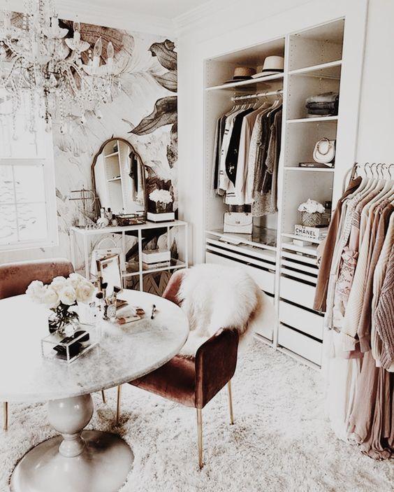 16 Amazing Stylish Wardrobe Ideas That Use The Ikea Pax Chloe Dominik