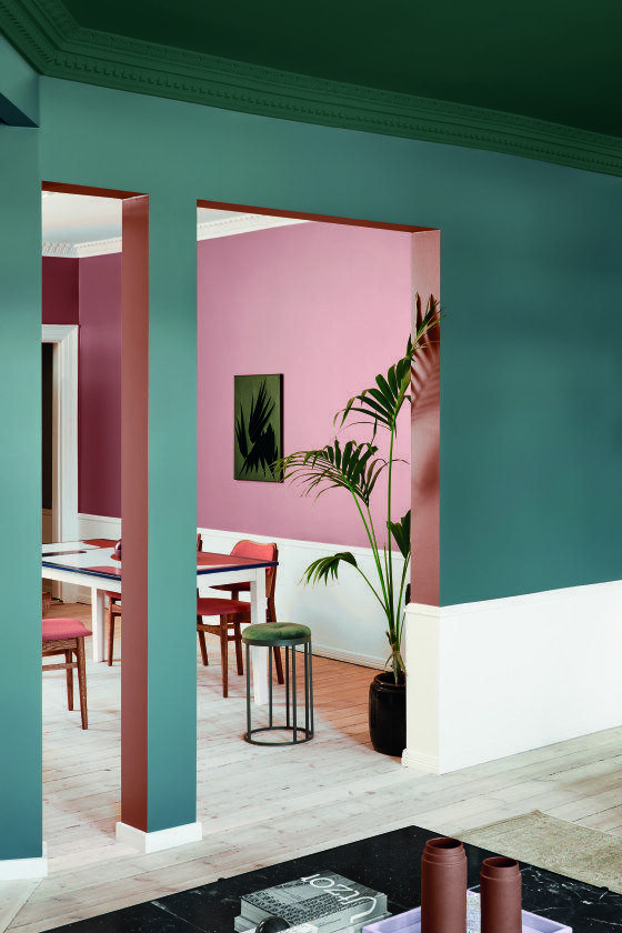Anniversary Pinterest: Top 15 For Inspiration and Ideas - Colour Block Interiors