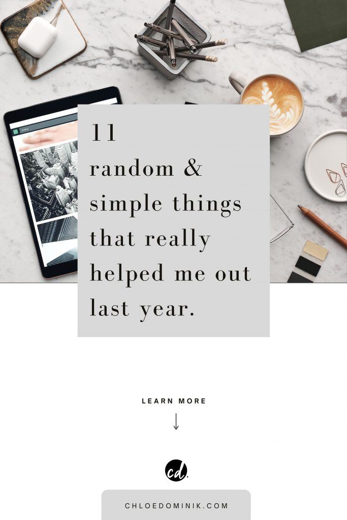 11 Random & Simple Things That Really Helped Last Year: The year of 2020 was so random and unexpected through all the uncertainty and the lockdowns! Here is a list of all the random and everyday items that were shopped online that helped me survive the year of lockdown! @chloedominik #lockdownitems #shoppingforlockdown #lockdownshoppinglist #lockdownshopping #onlineshoppinglockdown