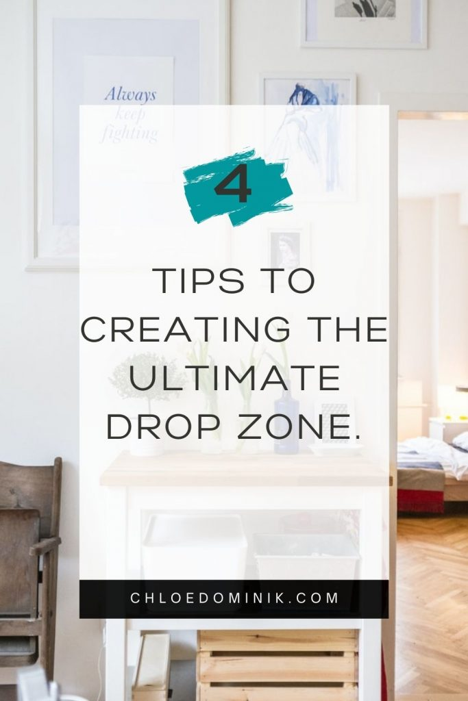 How To Create A Drop Zone