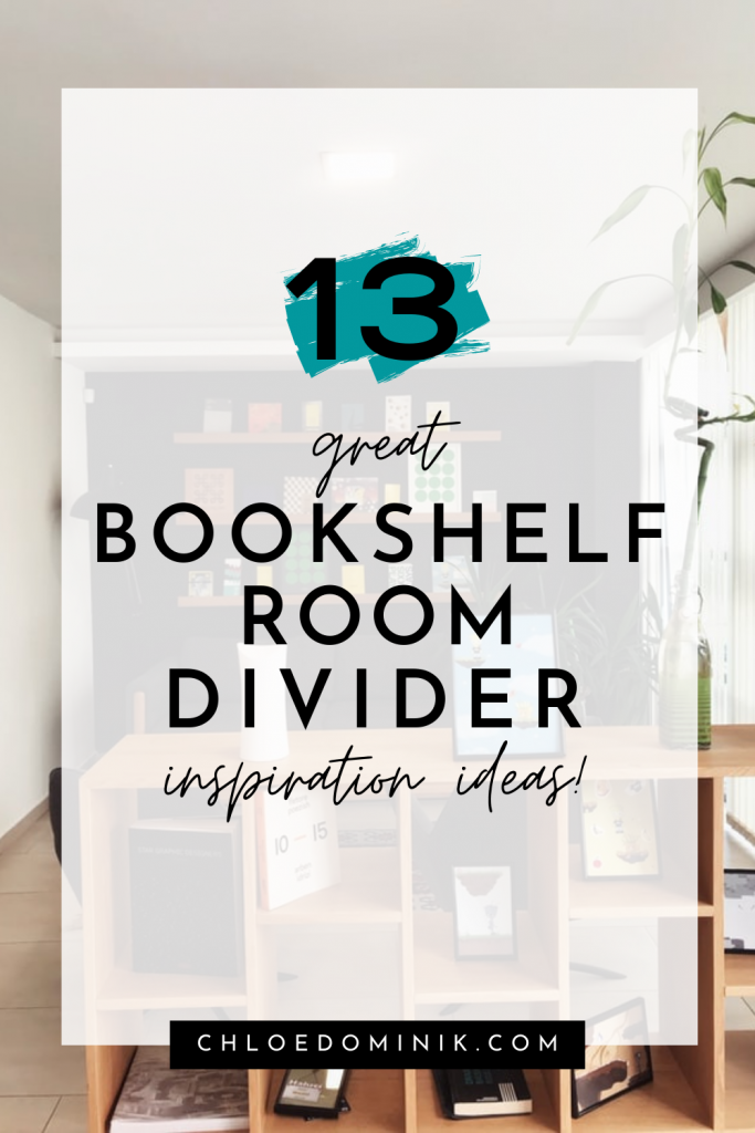 Bookshelf Room Divider Inspiration Ideas