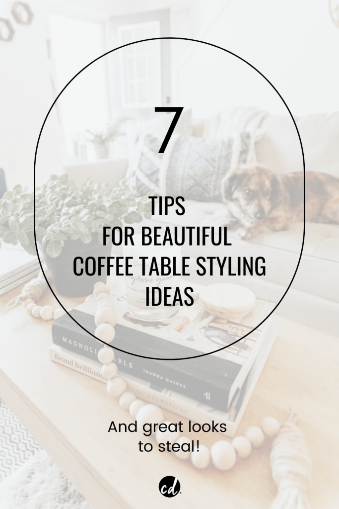 Coffee Styling Ideas tips and looks to steal