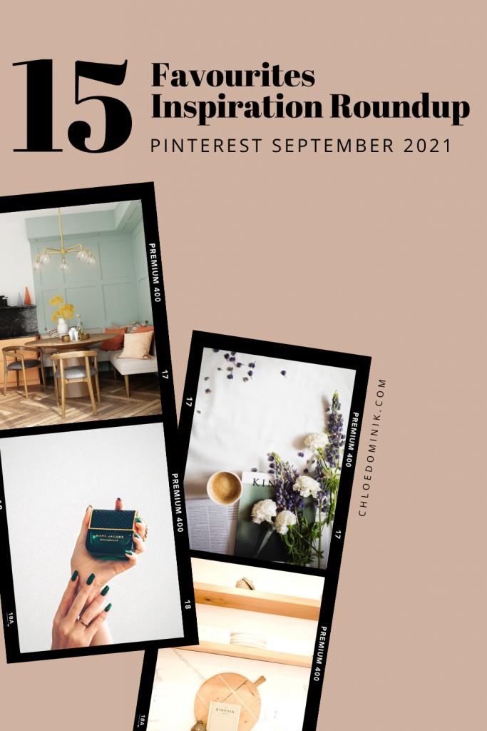 September Pinterest 2021
